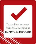 Certificado de RGPD
